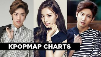 Kpopmap Charts: The Top 10 Tallest Male & Female Idols Of K-Pop