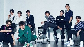 Netizens Criticize 'Idol Producer' Finalists Nine Percent's Photo Shoot For Copying Wanna One