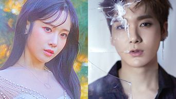 Coincidence? Lovelyz JiAe & Nu'est W Aron With The Same Birthday And Comeback Date