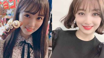 IZ*ONE's Nako Finally Gets To Introduce Herself To TWICE's JiHyo