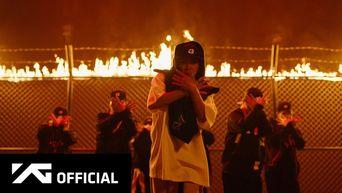 Eun JiWon - I'M ON FIRE (Feat. Blue.D) MV