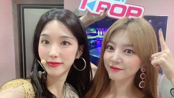 "Idols Lineup Of Arirang TV ""Simply K-Pop"" Episode 382"