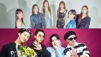 2023 World Scout 'Jamboree K-Pop Concert' in Everland: Lineup