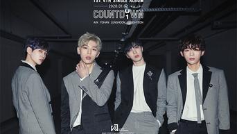 TST 4th Single Album [Countdown] Concept Photo