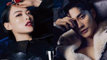 Chun WooHee X Sung Hoon For W Korea February Issue