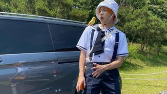 Ha SungWoon Is Hilarious In New Instagram Pictures (Ft. VIXX's Ravi Comment)