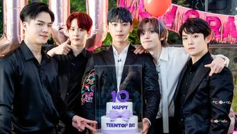 TEEN TOP 10 LIVE : Live Stream And Ticket Details