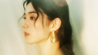 Jung EunChae For VOGUE Korea Magazine October Issue