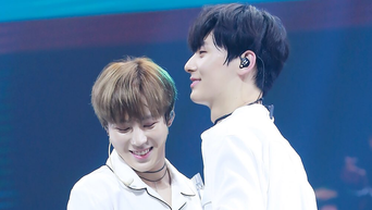 Hilarious Mix Up MinHyun & SungWoon Once Had While Living Together