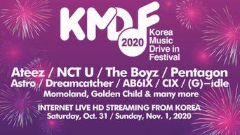 KMDF: Korean Music Drive-in Festival 2020 In Streaming Live