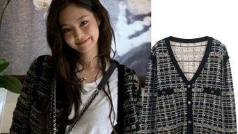 Cardigan Fashion By K-Pop Idols You Can Look To For Winter 2020 Wardrobe