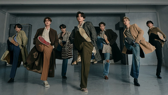 BTS Winter 2020/21 Issue Of Esquire (High Quality)