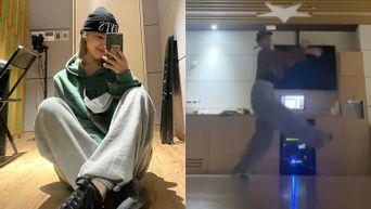 ITZY's RyuJin Uploads Impressive Dance Cover Of NCT U 'Make A Wish'