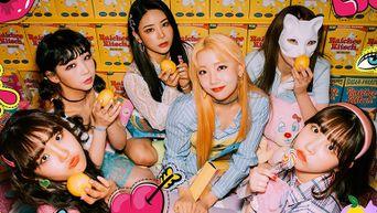 Pink Fantasy 'Lemon Candy' Concept Photo
