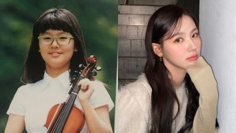 Netizens Thank These 5 K-Pop Female Idols For Removing Their Glasses