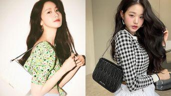 6 Female Korean Celebrities Who Look Gorgeous With The Latest 'Miu Miu' Bag