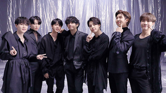 BTS [MAP OF THE SOUL ON:E CONCEPT PHOTOBOOK] Set Behind-the-Scene