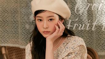 Kim MinJu For Harper's BAZAAR Korea Magazine May Issue