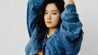 Park JuHyun For VOGUE Korea Magazine April Issue (+Behind Shooting Scene)
