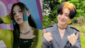 8 K-Pop Idols Who Make You Want To Take A Second Look With Their Dyed Hair