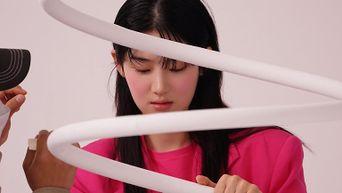 Park JuHyun For Cosmopolitan Magazine June Issue Behind-the-Scene