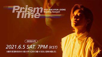 Kim HyunJoong's Second 'Prism Time' Show: Orange Hug