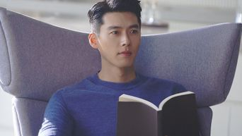Hyun Bin, Commercial Shooting Behind-the-Scene - Part 2