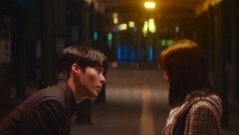 Weekly Drama Romantic Scene: Jang KiYong Comforting HyeRi Having A Hard Time In