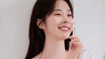 Seo EunSo New Profile Photo Behind Shooting Scene - Part 2