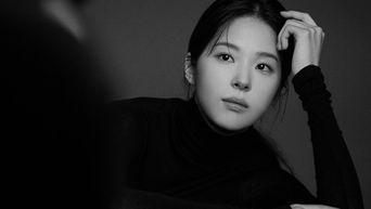 Seo EunSo New Profile Photo Behind Shooting Scene - Part 1