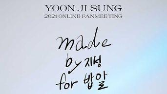 Yoon JiSung 2021 Online Fanmeeting