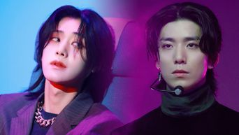 21 Male K-Pop Idols Who Are Gorgeous With Long Hair Right Now - July 2021 Edition