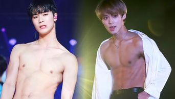 These Are The Top 10 Male K-Pop Idols With The Best Abs, According To Kpopmap Readers