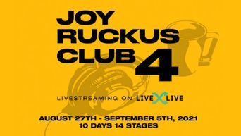 K-Pop Festival Joy Ruckus Club 4 To Exclusively Livestream on LiveXLive
