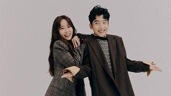 Han SeungYeon X Kim HyunMok For Marie Claire Magazine September Issue (+Behind Shooting Scene)
