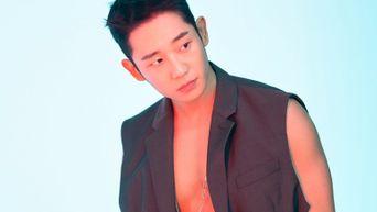 Jung HaeIn, Photoshoot Behind-the-Scene - Part 1
