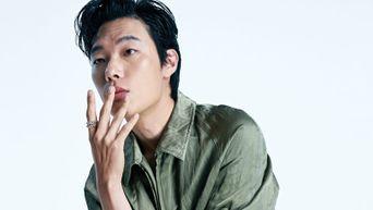 Ryu JunYeol For GQ Korea Magazine September Issue