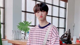 MIRAE's Son DongPyo Boyfriend Material Pictures