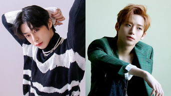 Fans Were Surprised By MONSTA X's HyungWon And CRAVITY's JungMo's Similar Height