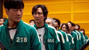 Netflix Original Korean Series 'Squid Game' Currently Ranked The 2nd Most Popular TV Show On Netflix Worldwide