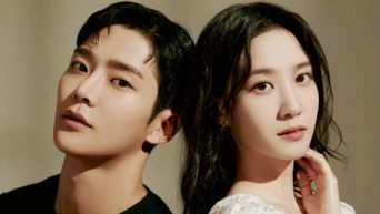 SF9's RoWoon And Park EunBin's