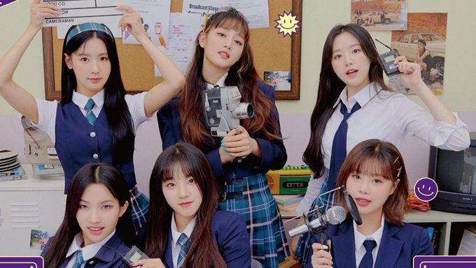 (G)I-DLE Teases About 2nd Fan Meeting And Expresses Their Love To NEVERLAND | Exclusive Interview