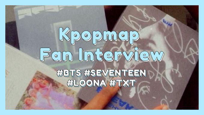 Kpopmap Fan Interview: A French K-Pop Fan Talks About Her Favorite Groups & Bias From BTS, Loona, SEVENTEEN & TXT