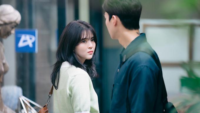 Nevertheless Cast, Nevertheless, Nevertheless KDrama, Han SoHee Drama, Song Kang Drama, Netflix Kdrama 2021, Nevertheless bracelet