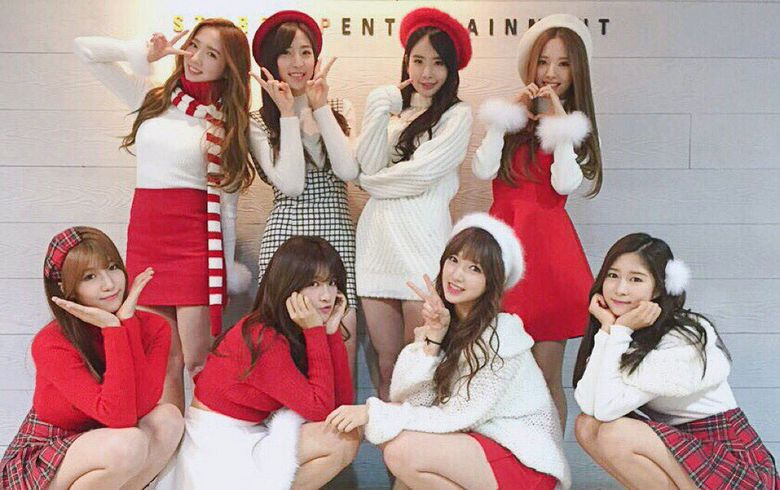 Starship Announces Eight Members From Pre-Debut Group 'Cosmic Girls'