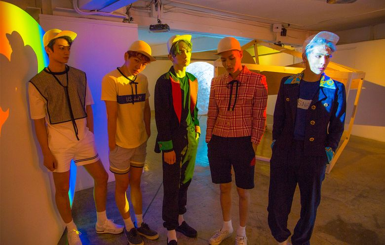 SHINee's First Time in Canada for Hallyu North 2016