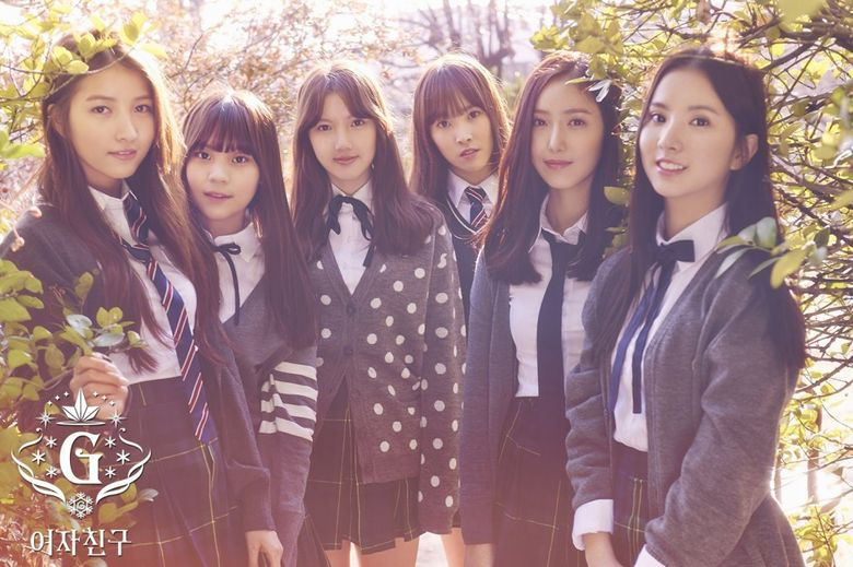 Idols' Ideal Types 2016 Compilation: GFriend