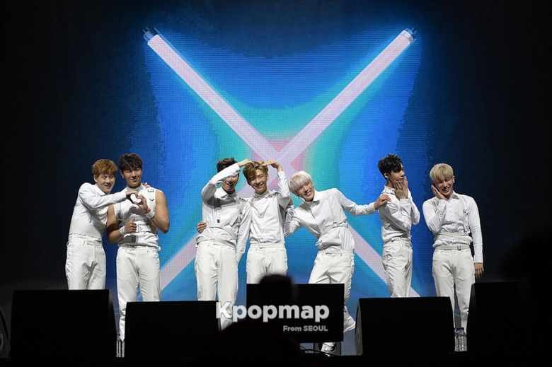 Showcase Interview: Upclose and Personal with MONSTA X