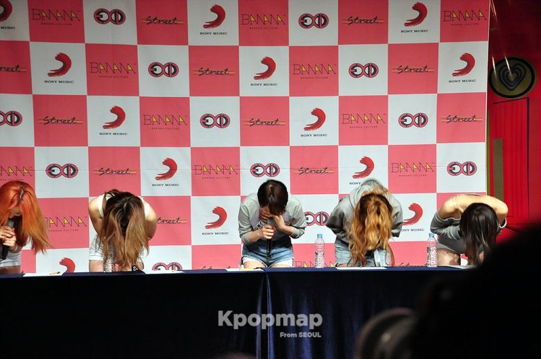 10 Things Only Found at EXID Showcase