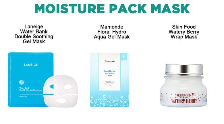 Korean Beauty Tip Tuesday: APink NaEun's Moisture Packed Skin Care
